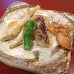 ゆふいん庄屋の館 - 天ぷら