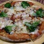 くるみの樹 - ピザ