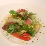 ラシェリール - 彩り野菜のギリシャ風