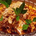 中国料理 仙ノ孫 - よだれ鶏