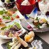 天麩羅屋 メーザエスタシオン - 料理写真:華やかなコース