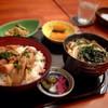 月の舞 - 料理写真:お昼定食