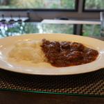 キッチン イトウ スタイル - 玉葱とトマトの甘味、牛肉の旨みたっぷりのハヤシライス レギュラー 1,800円