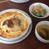 香林塔 - 料理写真:オムライスビーフドリア
