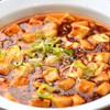 味香園 - 料理写真:当店定番料理マーボ豆腐
