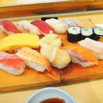 いろは寿司 - ランチ 握り 1.5人前
