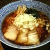 麺たま - 料理写真:麺たまラーメン 650円 ご希望でチャーシューを焼いてトッピングいたします。