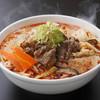 焼肉ぎゅうぎゅう - 料理写真:名物料理「温麺」これを目当に来るお客様も多いのです。