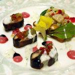 阿蘇 火の鳥温泉 欧風料理宿 ログ山荘 火の鳥 - 夕食のオードブル