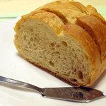 阿蘇 火の鳥温泉 欧風料理宿 ログ山荘 火の鳥 - 何気に美味しいパン