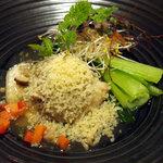 阿蘇 火の鳥温泉 欧風料理宿 ログ山荘 火の鳥 - 夕食