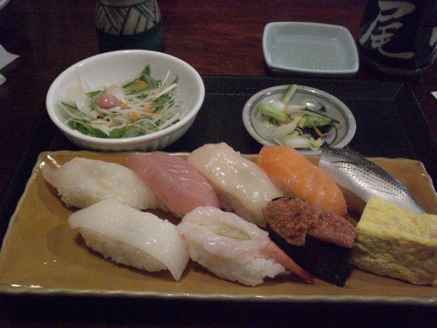 尾州鮨 東札幌店