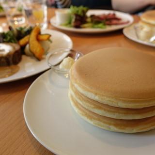 パンケーキ・リストランテ - 料理写真: