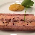クニオミ - 仏産鴨のフォアグラと牛タン燻製のリュクリュス