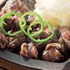宮崎地鶏炭火焼 車 - 料理写真:固い!黒い!がなぜ美味い?