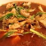四川家庭料理 珍々 - 水煮魚