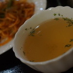 喫茶店藍 - スープ