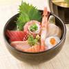 まぐろ市場 - 料理写真:TV朝日系列情報番組『お願いランキング』第一回どんぶり総選挙 第5位 海七丼