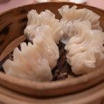 中国料理 南園 - フカヒレ餃子