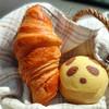 ふわり - 料理写真:クロワッサンとメロンパンダ