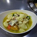 農田地 - 温野菜スープ・サラダ