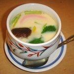 菊寿し - 茶碗蒸し