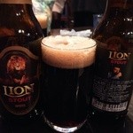 ダバインディア - ライオン黒ビール