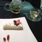 カフェ コムサ - ケーキセット