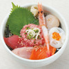 鮪市場 - 料理写真:TV朝日系列情報番組『お願いランキング』第一回どんぶり総選挙 第5位 海七丼