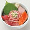 鮪市場 - 料理写真:TV朝日系列情報番組『お願いランキング』第一回どんぶり総選挙 第9位 鮪市場丼