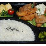 鶏仙人 - バラエティ弁当