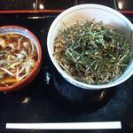 鈴木庄兵衛商店 - 鶏蕎麦 790円