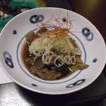食楽魚一 - 追加 かき昆布焼き
