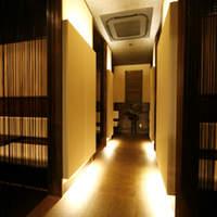 かんざし - ゆったりとくつろげる個室空間
