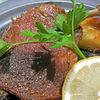 アンブロッシェ - 料理写真:鴨モモ肉のコンフィ、ぱりぱり焼き