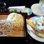 竹ふく - 【二色天せいろ・・・1,840円】♪2009/11
