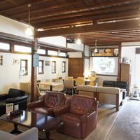 古民家カフェ和SABUROの癒しの空間