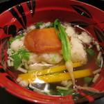 櫻川 - からすみ雑煮