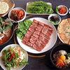 金泉 - 料理写真:お勧め、オモニコース 3000円 焼肉、お鍋、チヂミ、ピビンパ、キムチで大満足