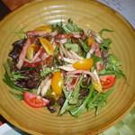 くうかい - 2008年12月 サラダ