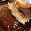 ステーキのどん - 料理写真:ビッグコンビ*\(^o^)/*