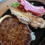 ステーキのどん - コンビ*\(^o^)/*