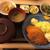 国田屋 - 料理写真:明太コロッケとコロッケ一個