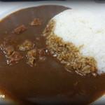 本家カレーの店 龍 - 2014.4 カレー600円