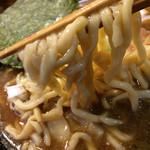 すごい煮干ラーメン凪 - 煮干しラーメン690円