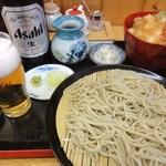 饕餮庵 - セイロ定食