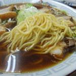 喜楽 - 麺アップ