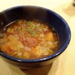 カグラ - スープ
