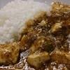 雲林坊 - 料理写真:麻婆豆腐かけご飯