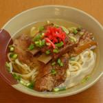 我部祖河食堂 - 料理写真:元祖ソーキそば